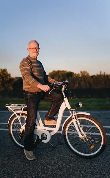 Le vélo à assistance électrique (VA